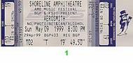 Aerosmith1990s Ticket