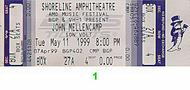 John Mellencamp1990s Ticket