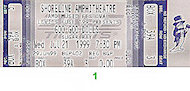 Goo Goo Dolls Vintage Ticket
