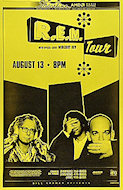 R.E.M.Poster