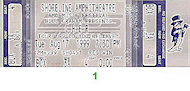 Cher Vintage Ticket
