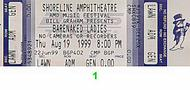 Barenaked Ladies1990s Ticket