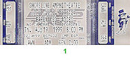 Barenaked Ladies Vintage Ticket