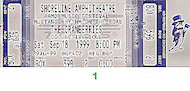 The Cranberries Vintage Ticket