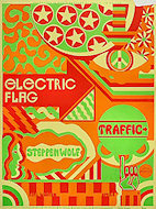 Electric Flag Poster