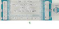 Vince GillVintage Ticket
