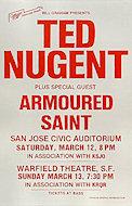Ted NugentPoster