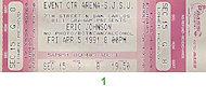 Eric JohnsonVintage Ticket
