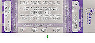 Cypress Hill Vintage Ticket