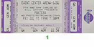 Pantera1990s Ticket