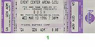 Bush1990s Ticket