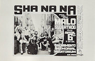 Sha Na NaHandbill
