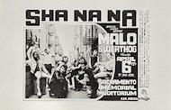 Sha Na NaHandbill