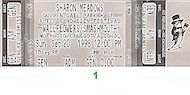 The WallflowersVintage Ticket