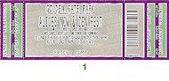 Now and Zen Festival Vintage Ticket