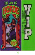 The Black Crowes Backstage Pass