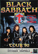 Black SabbathPoster