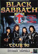 Black SabbathPoster