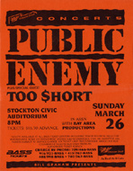 Public EnemyHandbill
