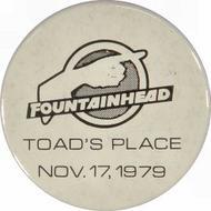 Fountainhead Pin