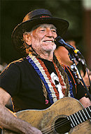Willie Nelson BG Archives Print