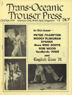 Peter FramptonTrouser Press Magazine