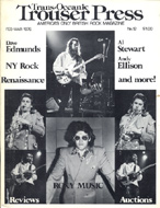 Dave Edmunds Trouser Press Magazine