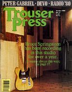 Trouser Press Issue 55 Magazine