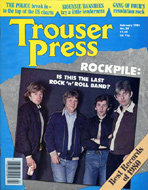 Trouser Press Issue 59 Magazine