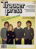 Talking HeadsTrouser Press Magazine