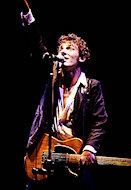 Bruce SpringsteenFine Art Print