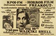 Horror Film FreakoutPoster
