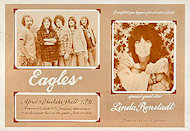 The Eagles Handbill