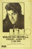 Jay Leno Poster