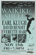 Earl Klugh Poster