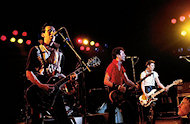 The Clash Fine Art Print