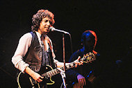 Bob DylanFine Art Print