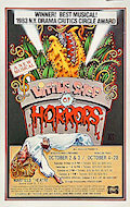 Little Shop of Horrors Handbill