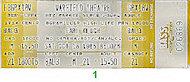 Earl Klugh Vintage Ticket