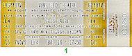 Mannheim SteamrollerVintage Ticket