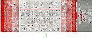 MutabarukaVintage Ticket