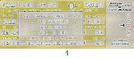 Soul II Soul Vintage Ticket