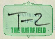 The WaterboysBackstage Pass