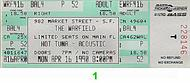 Hot Tuna1990s Ticket