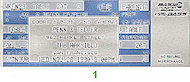 Penn and Teller Vintage Ticket