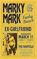 Marky Mark and The Funky Bunch Handbill