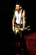 Mike Ness BG Archives Print