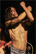Iggy PopBG Archives Print