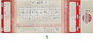 Meat Loaf Vintage Ticket