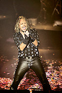 Vince Neil BG Archives Print